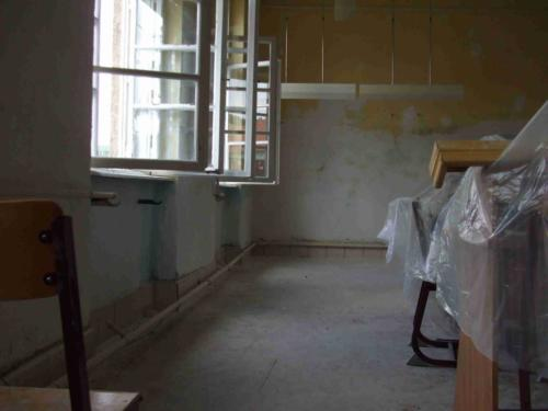 Iskola felújítás 2008 - Utána